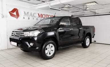 Toyota Hiace Черный